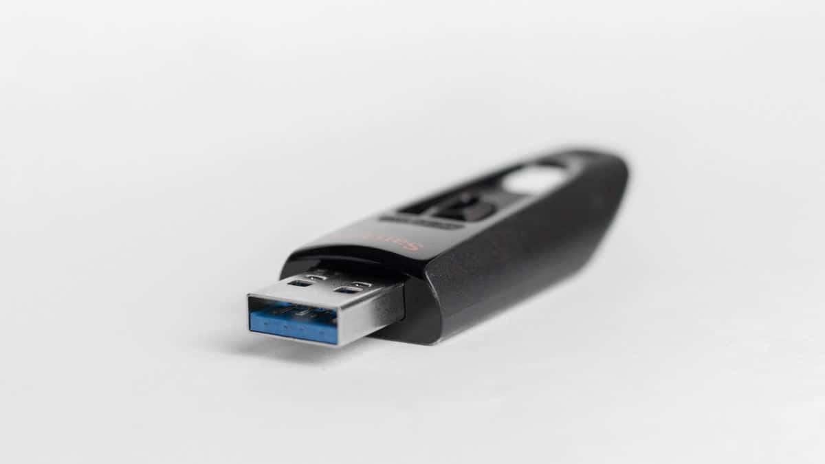 come rendere avviabile una chiavetta USB scelta supporto
