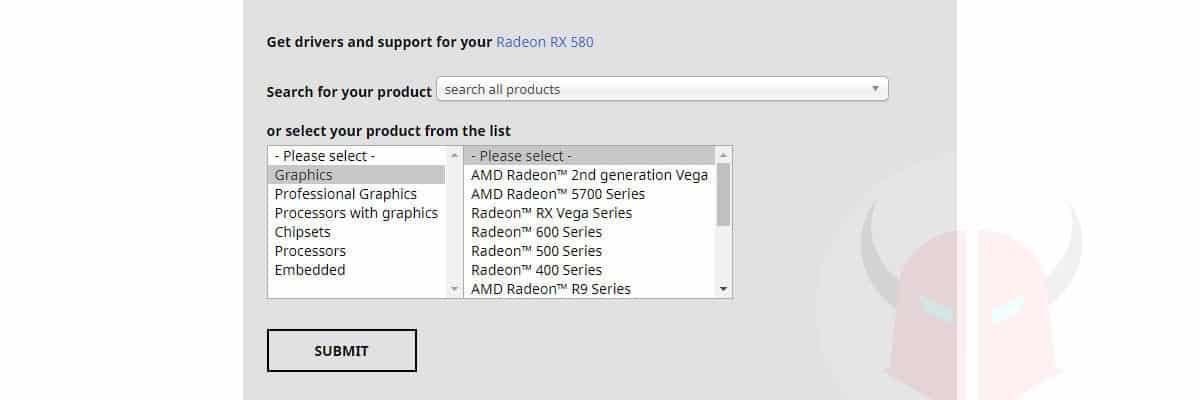 come aggiornare driver scheda video AMD download