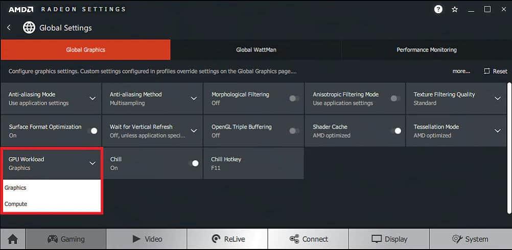 come aggiornare driver scheda video AMD settaggio per mining