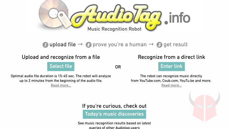 come riconoscere il titolo canzone AudioTag