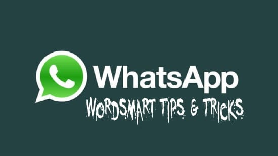 personalizzare stato attuale whatsapp wordsmart