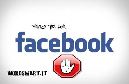 Facebook Tips and Tricks controllo accesso ai dati