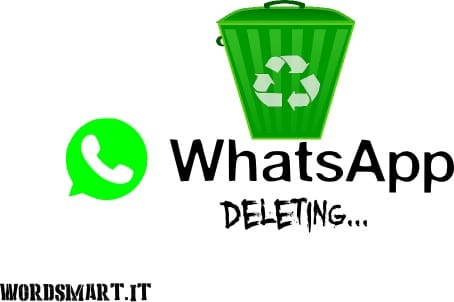 Whatsapp Tips and Tricks Cancellare Account Whatsapp