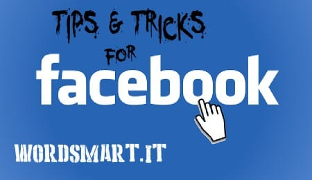 tips and tricks facebook wordsmart stato facebook