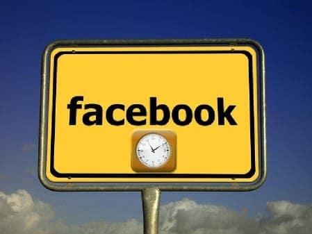 Notizie Facebook Timer