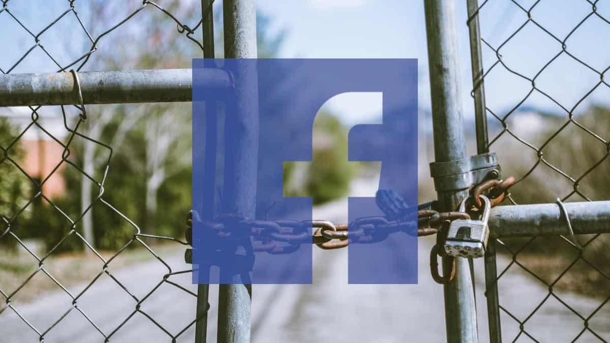 come bloccare una persona su Facebook