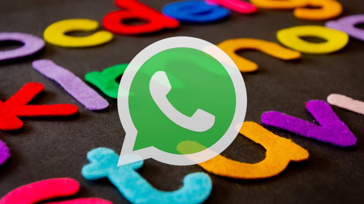 come cambiare font su WhatsApp
