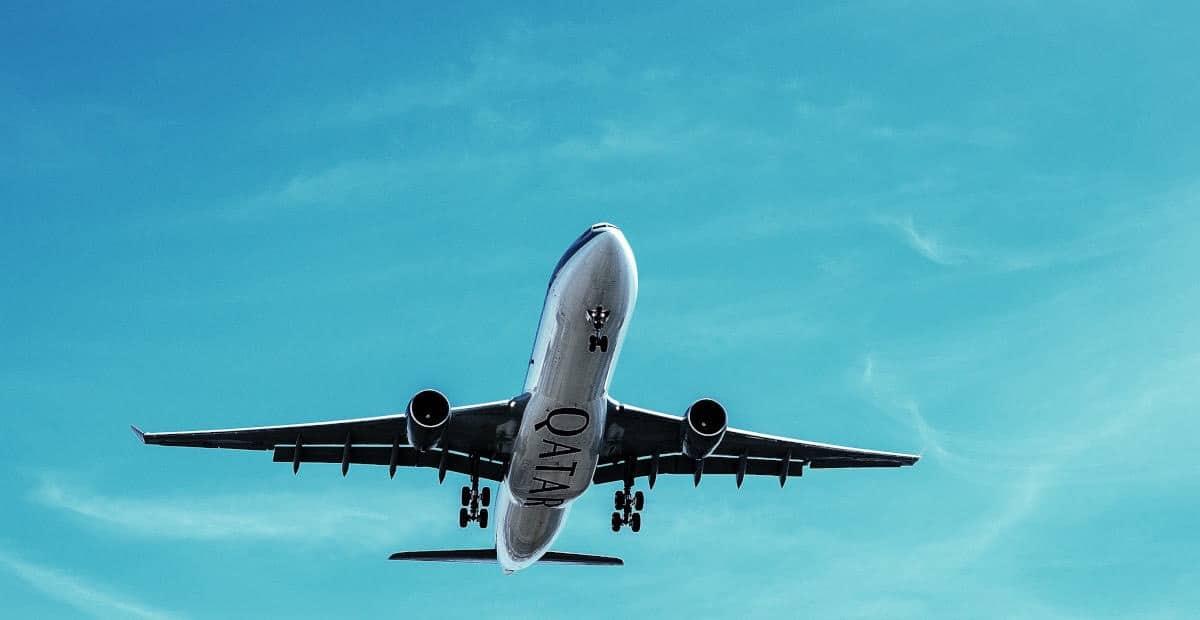 come prenotare un volo online esempio Qatar Airways