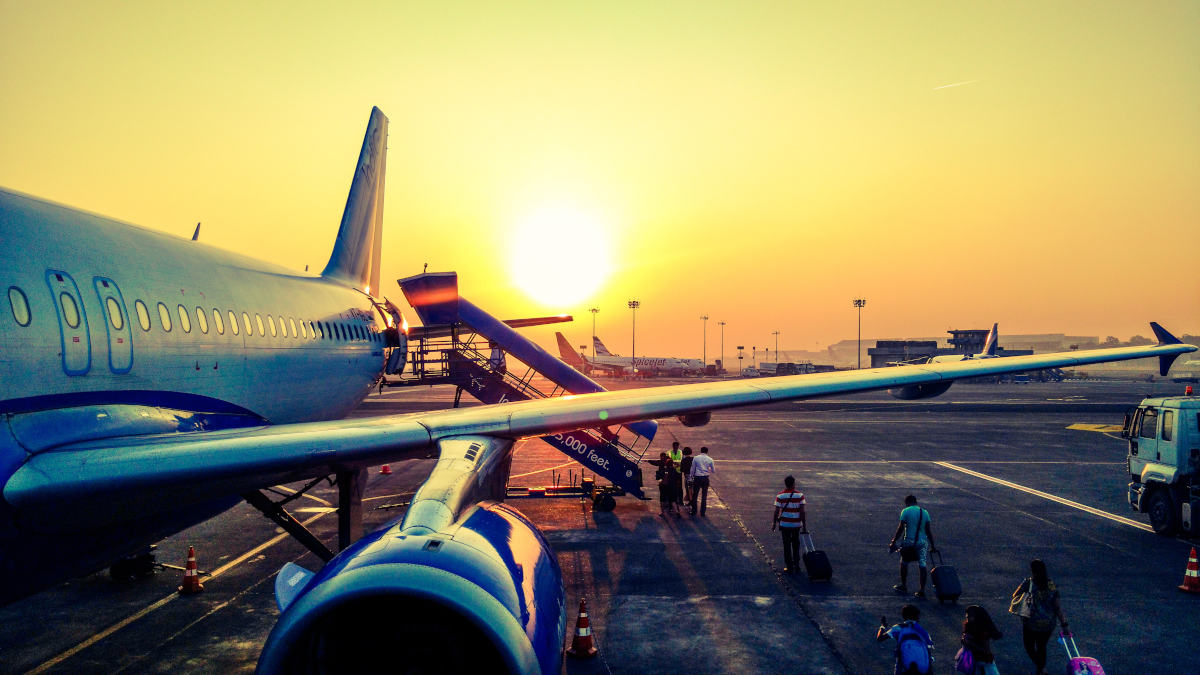 come prenotare un volo online