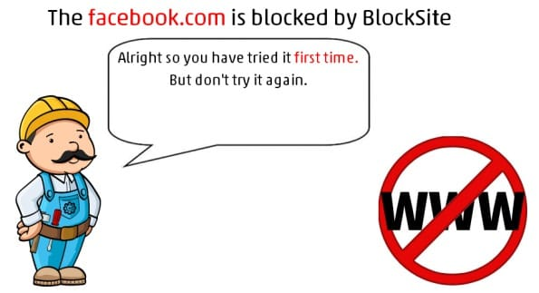 Bloccare Facebook Block Site