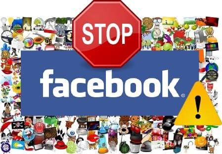 Come bloccare notifiche foto Facebook
