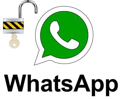 Sbloccare Contatto Whatsapp