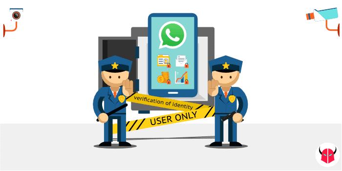 spiare conversazioni WhatsApp difendere account