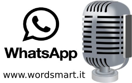 Come registrare un messaggio vocale WhatsApp