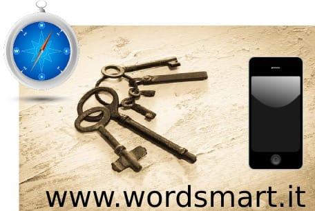 Attivare Keychain Access iPhone iOS 8