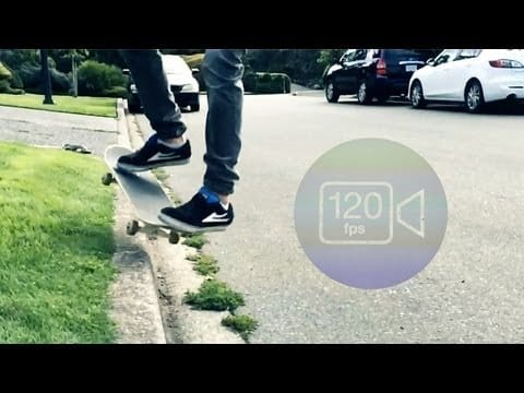 Velocizzare Slow-Motion iPhone iOS 8