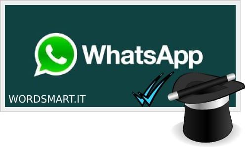 Come non far vedere la spunta blu su WhatsApp