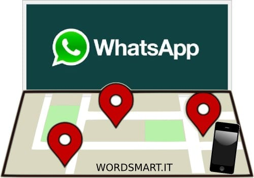 come cambiare posizione Whatsapp iPhone