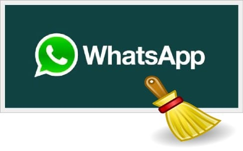 come pulire whatsapp android