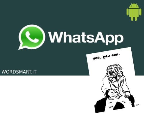 come creare memes per whatsapp android