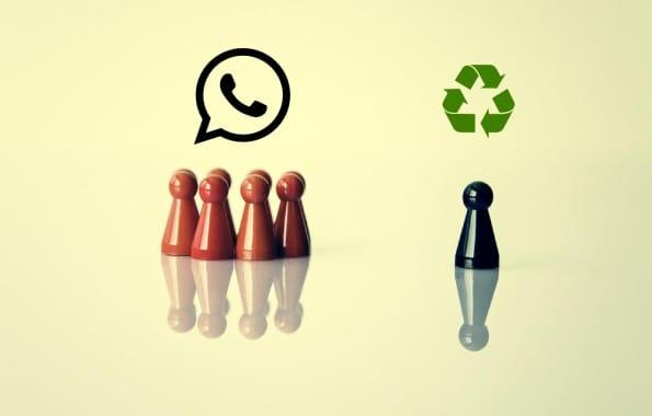 Come cambiare l'amministratore di un gruppo WhatsApp