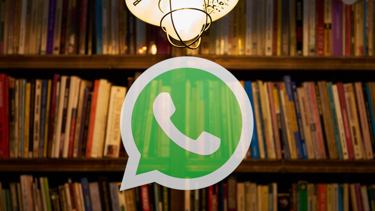 come salvare chat WhatsApp