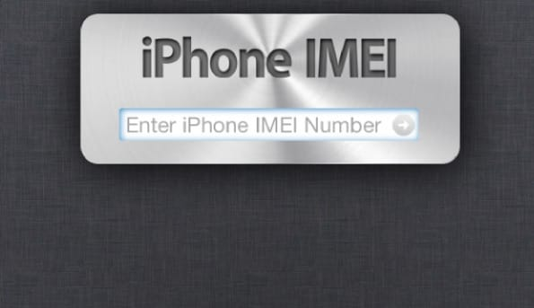 verificare imei iphone