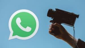 come inviare un video WhatsApp