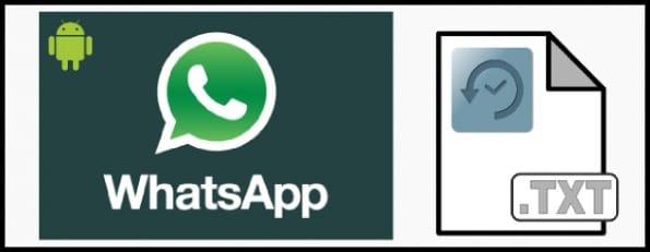 esportare conversazioni whatsapp txt