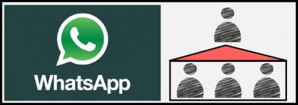 gestire più account whatsapp android
