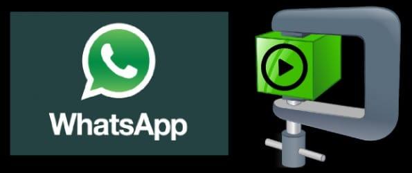 inviare video pesanti whatsapp