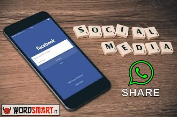 Come condividere i post di Facebook su WhatsApp