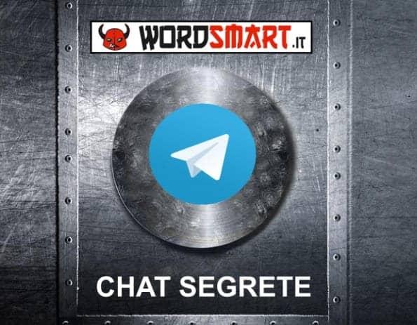 Come creare chat segrete su Telegram