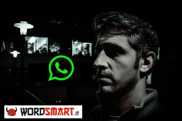 nascondere conversazioni whatsapp