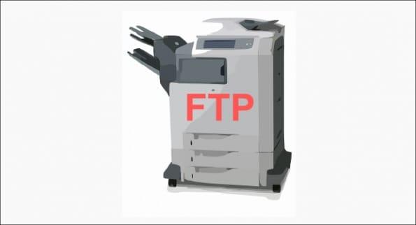scansione ftp non funziona
