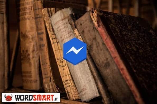 archiviare conversazioni Messenger