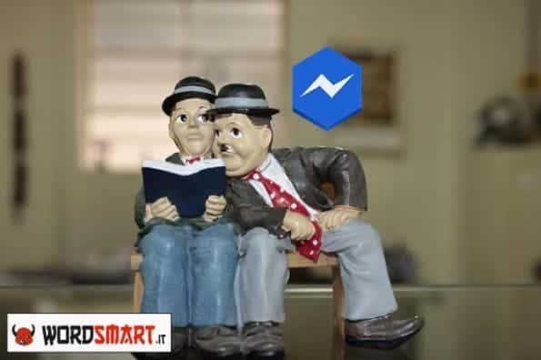 leggere conversazioni Messenger in incognito
