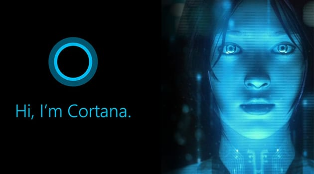 Hey Cortana PC Windows 10