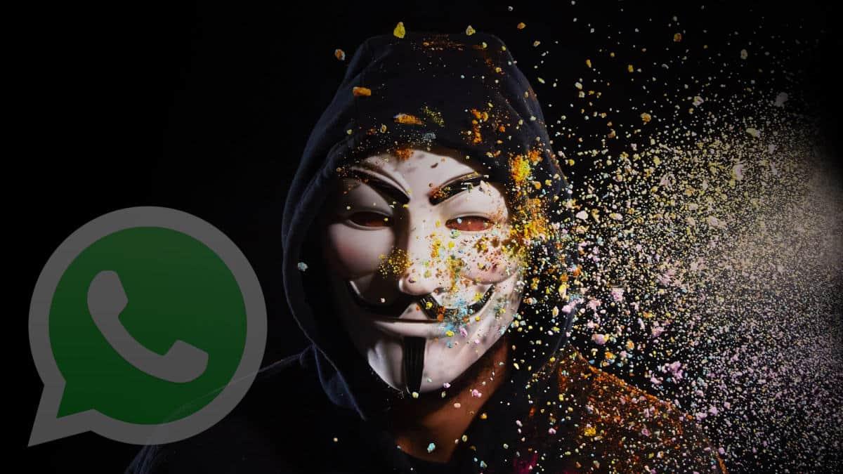 come inviare messaggi anonimi su WhatsApp