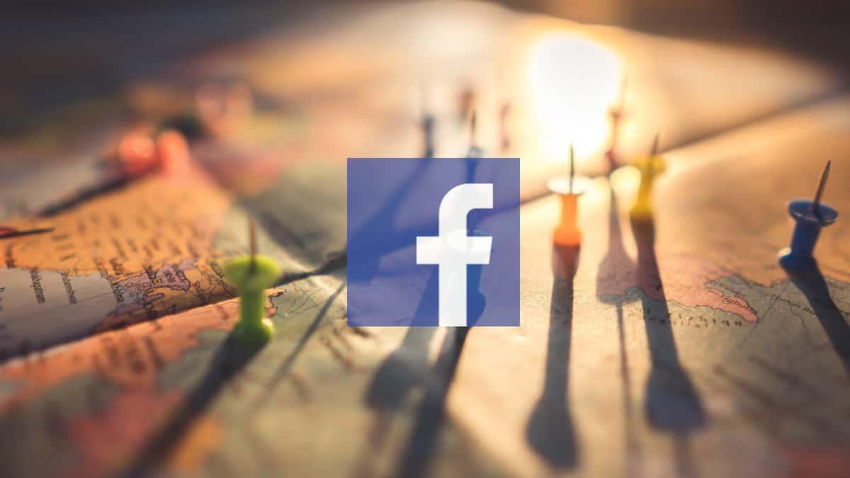 come vedere la posizione su Facebook