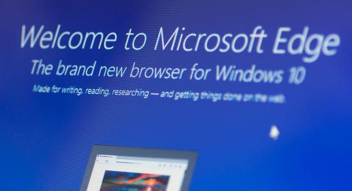 come impostare Google su Microsoft Edge Windows 10