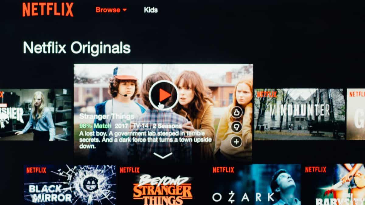 come vedere Netflix riproduzione dei contenuti