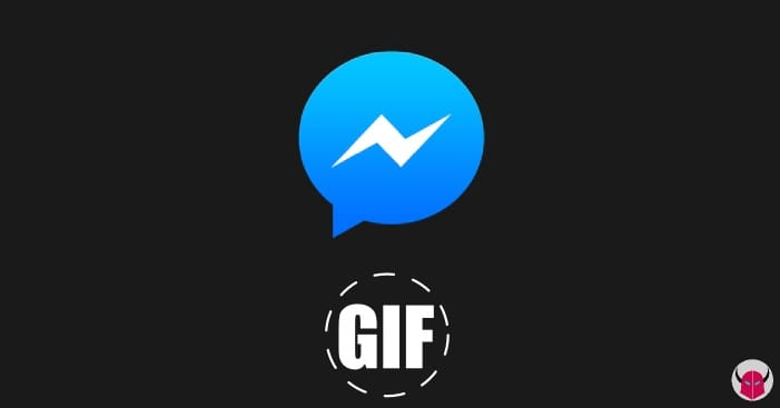 inviare GIF animate su Facebook Messenger iPhone Android