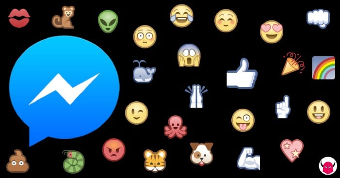 cambiare emoticon su Facebook Messenger iPhone Android