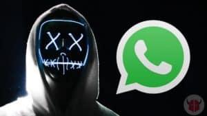 come ricevere notifica contatto online WhatsApp