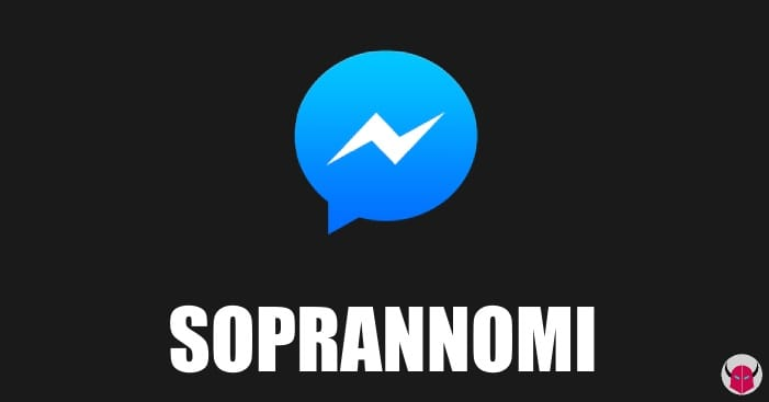 mettere soprannomi su Facebook Messenger iPhone Android