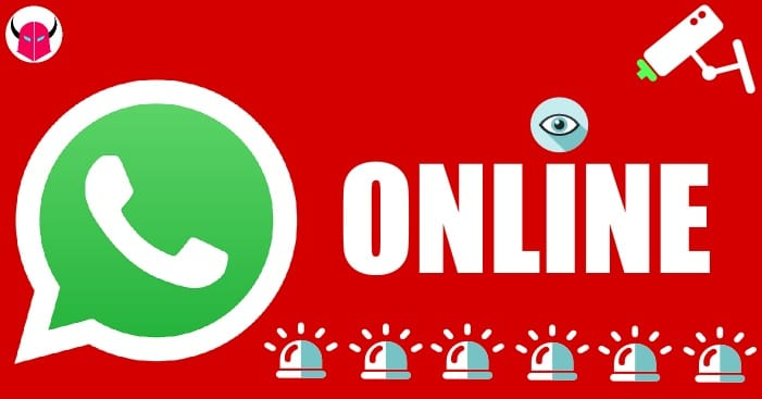 notifica contatto online su WhatsApp iPhone Android