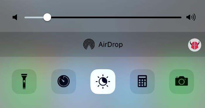 Night Shift su iOS