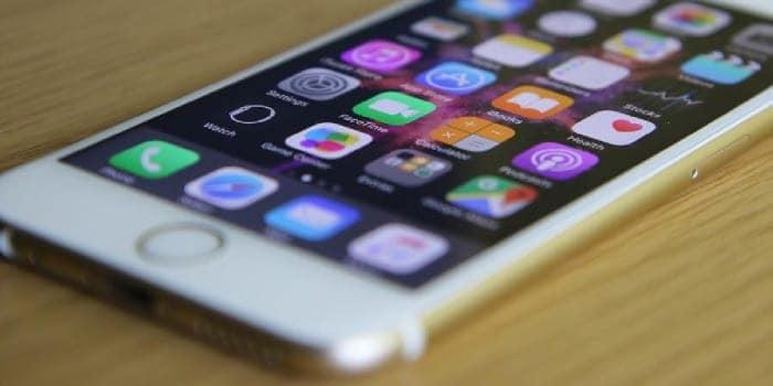 attivare risparmio energetico iPhone