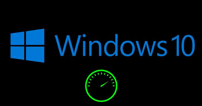 come velocizzare Windows 10 per gaming